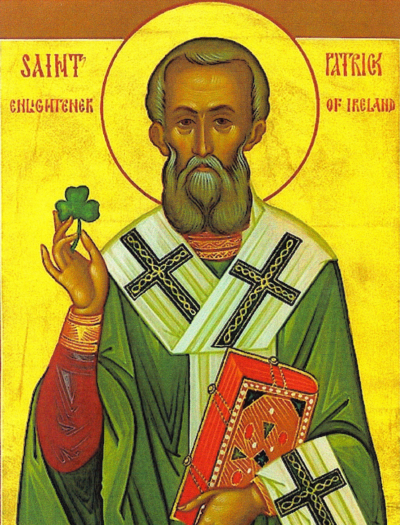 st patricks Saint patrick is one of the world's most popular and widely recognized saints he is one of the patron saints of ireland.