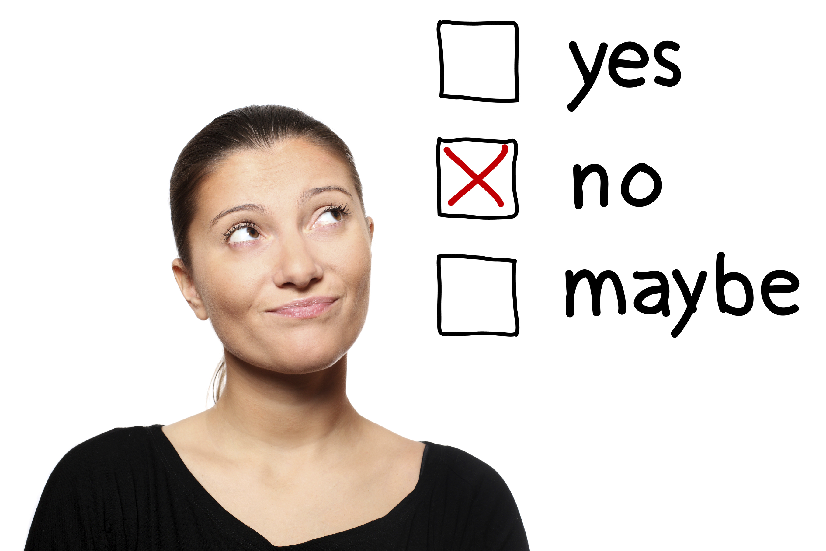 Be Productive by Saying No - The 1 Thing
