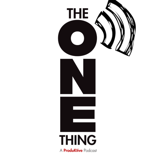 The ONE Podcast You Need to Hear